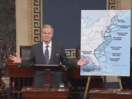 Sen. Nelson says Drilling off Atlantic Coast Huge Threat to Florida