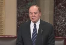 Sen. Shelby says Alabama Deserves Better Than Moore