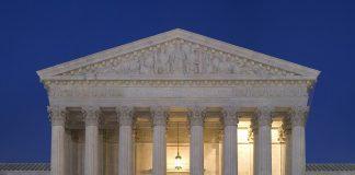 Supreme Court California indoor worship services ban violates religious rights