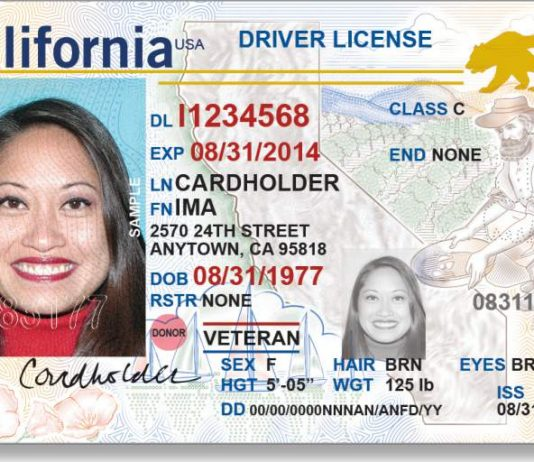 California starts offering REAL ID
