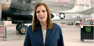 GOP Arizona Rep. Martha McSally