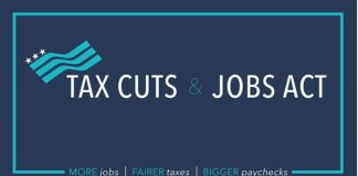 GOP tax law--Tax Cuts and Jobs