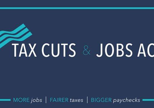 GOP tax law--Tax Cuts and Jobs