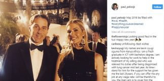 Paul Pelosi Jr. wit Ivanka Trump