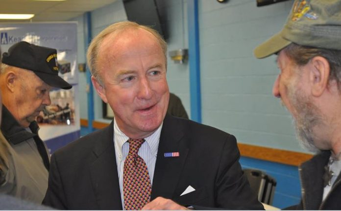 Rep. Rodney Frelinghuysen to retire