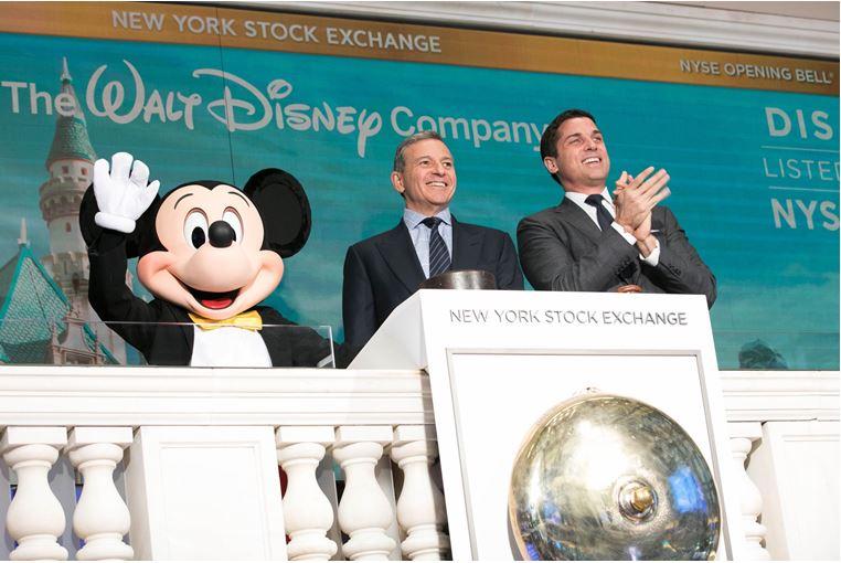 The Walt Disney Company-Mickey Mouse-CEO Bob Iger