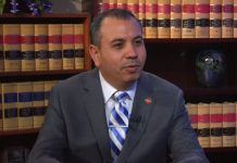 California State Sen. Tony Mendoza