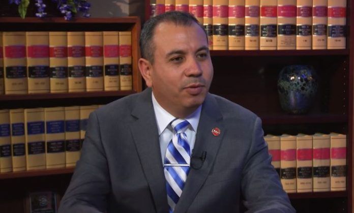 California State Sen. Tony Mendoza