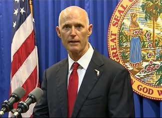 ov. Rick Scott Announces Major Plan Prevent Gun Violence