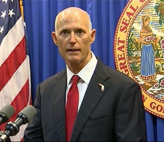 ov. Rick Scott Announces Major Plan Prevent Gun Violence