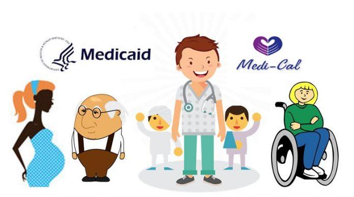 Medicaid--Medi-Cal--California