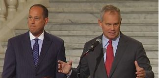 Pennsylvania GOP Leaders Scarnati and Turzai