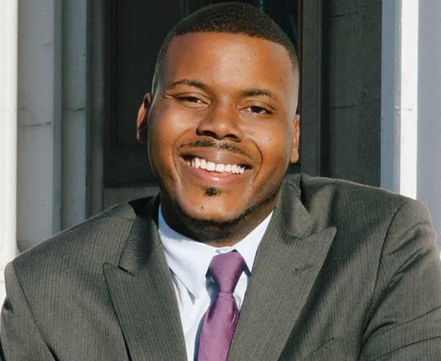 Stockton Mayor Michael_Tubbs