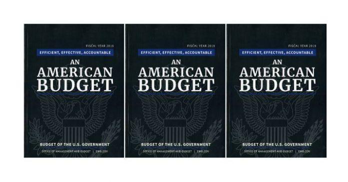 Trump 2019 Budget Proposal