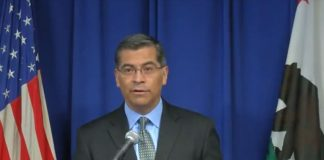 California AG Becerra