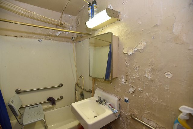 Condition at NYCHA Property--Jackson Houses