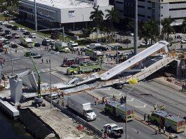 Florida bridge collapsed