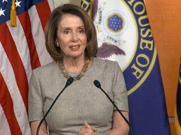 House Minority leader Nancy Pelosi Weekly Briefing--DACA--Spending Bill--Etc