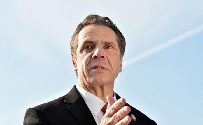 New York Gov. Cuomo