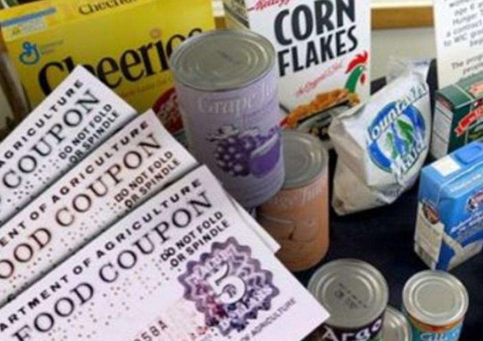 "Image result for food stamps usa"""