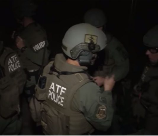 ATF investigating explosive theft Pennsylvania