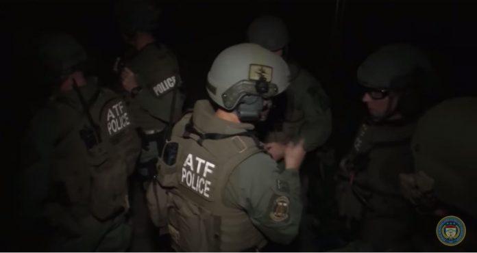ATF investigating explosive theft Pennsylvania
