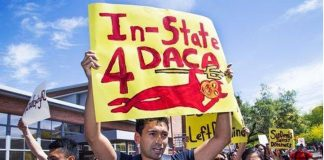 DACA Recipients in-state tuition