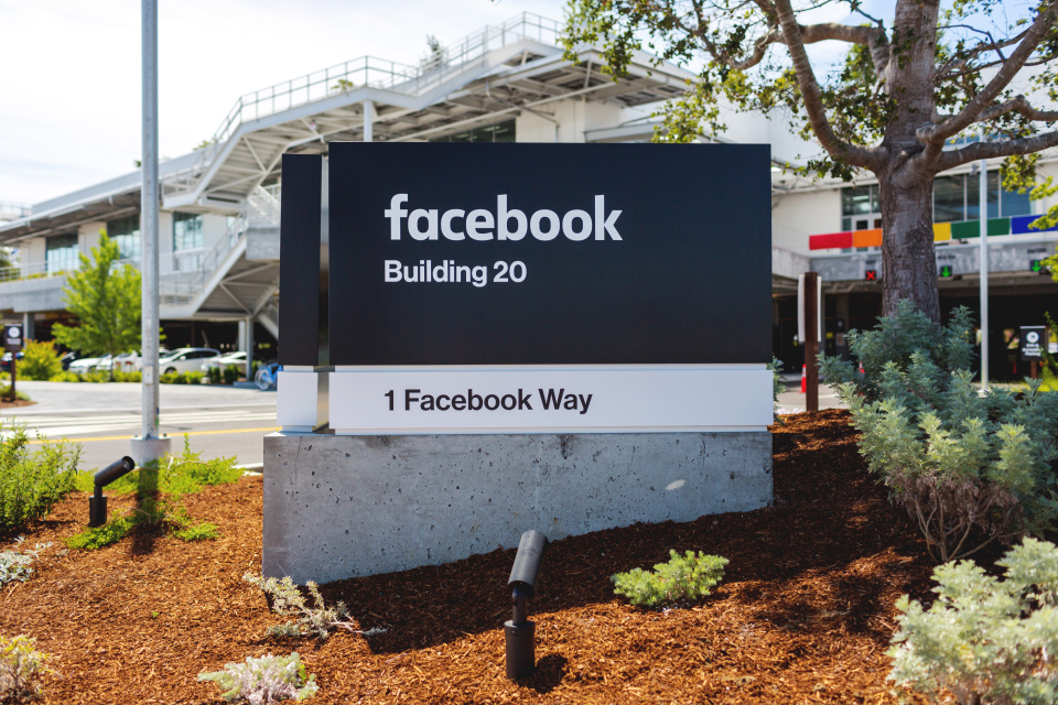 Facebook Office Usa Headquartes Building 20 Usa T