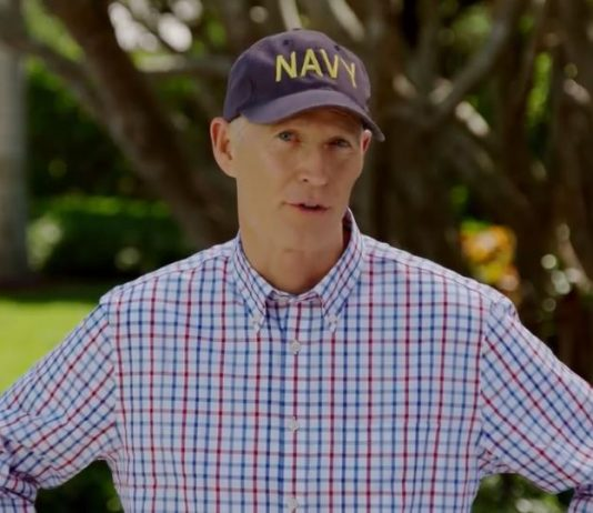 Florida Gov Scott announces bid for U.S. Senate