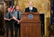 Gov. Tom Wolf pushes gun safety legislation