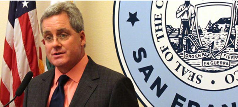 San Francisco City Attorney Dennis Herrera