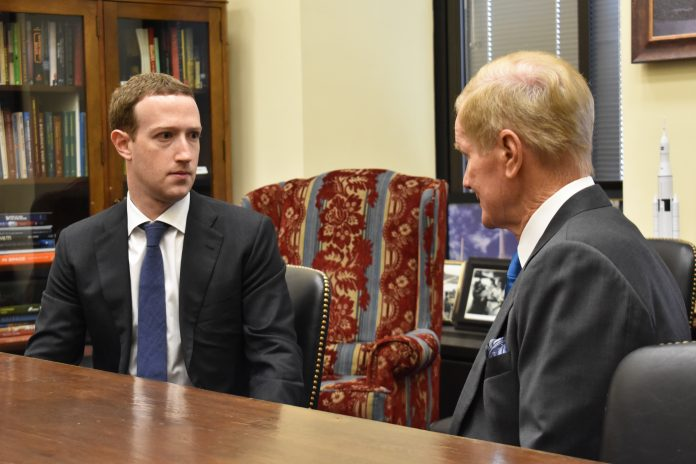 en. Nelson Meets Facebook CEO Zuckerberg