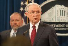 U.S. AG Jeff Sessions