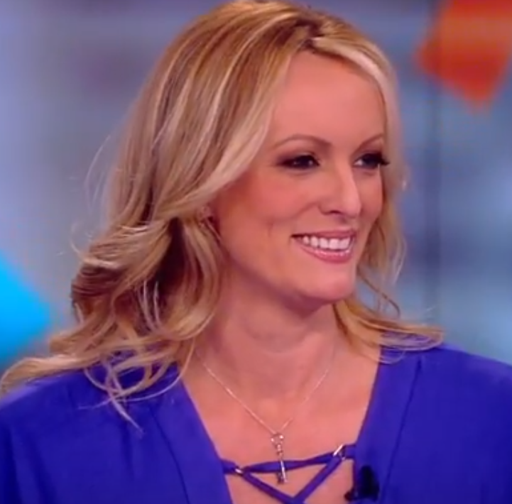 Stormy Daniels Gives Interview On ABC's 'The View'