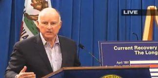 Gov. Brown discusses revised California budget
