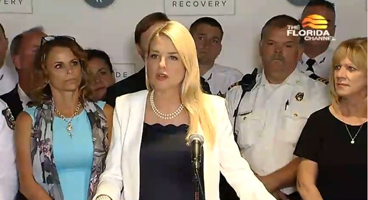 Florida AG Sues Pharmaceutical Companies over Opioid Epidemic