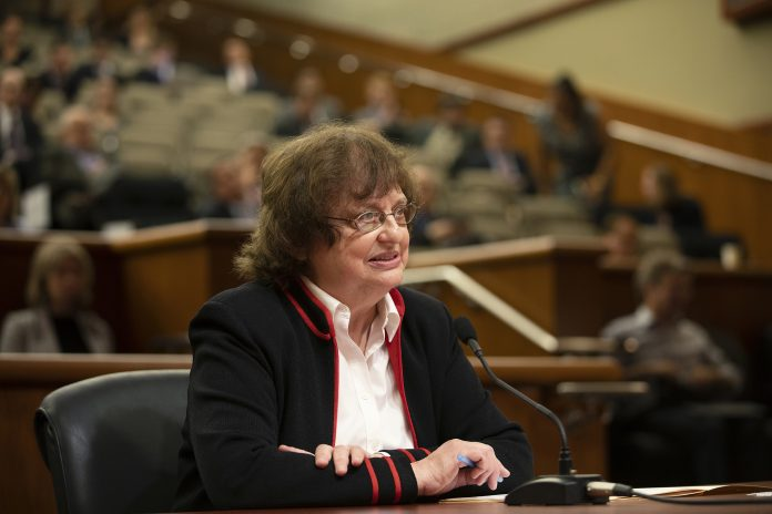 New York AG Barbara Underwood