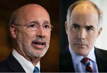 Pennsylvania Gov. Wolf, Sen. Casey Slams Trump Admin CHIP Funding Cuts
