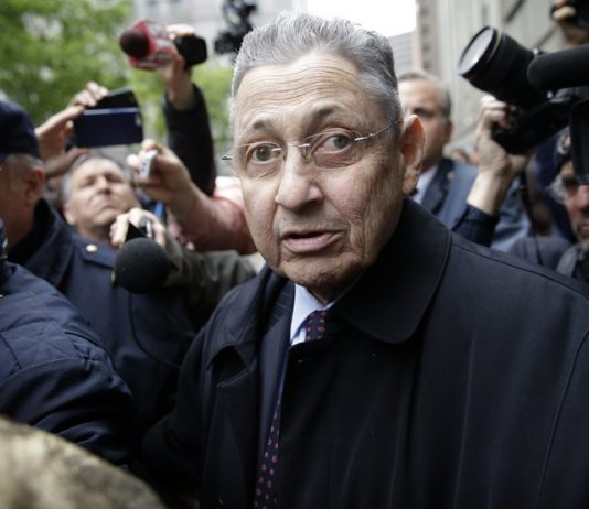 Sheldon Silver guilty of corruption