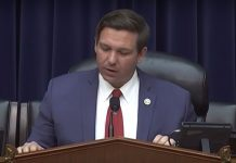 U.S. Rep. DeSantis of Florida