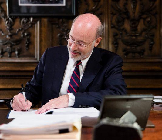 Gov. Wolf signs Clean Slate bill