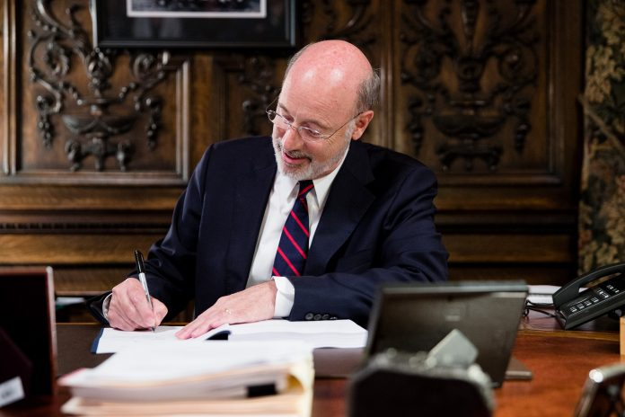 Gov. Wolf signs Clean Slate bill