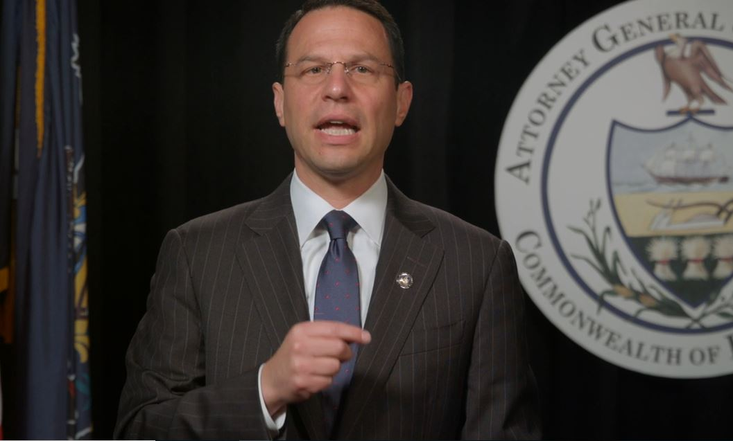 Pennsylvania AG Shapiro will not back down from his lawsuit