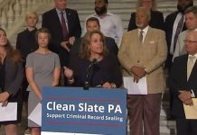 Pennsylvania Clean Slate Bill