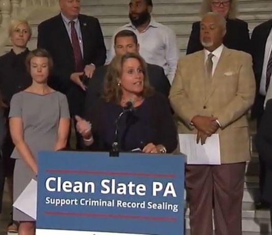 Pennsylvania Clean Slate Bill