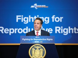 Gov. Cuomo Fighting for Reproductive Rights