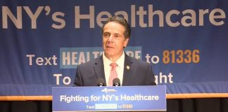 Gov. Cuomo on Healthcare/ACA