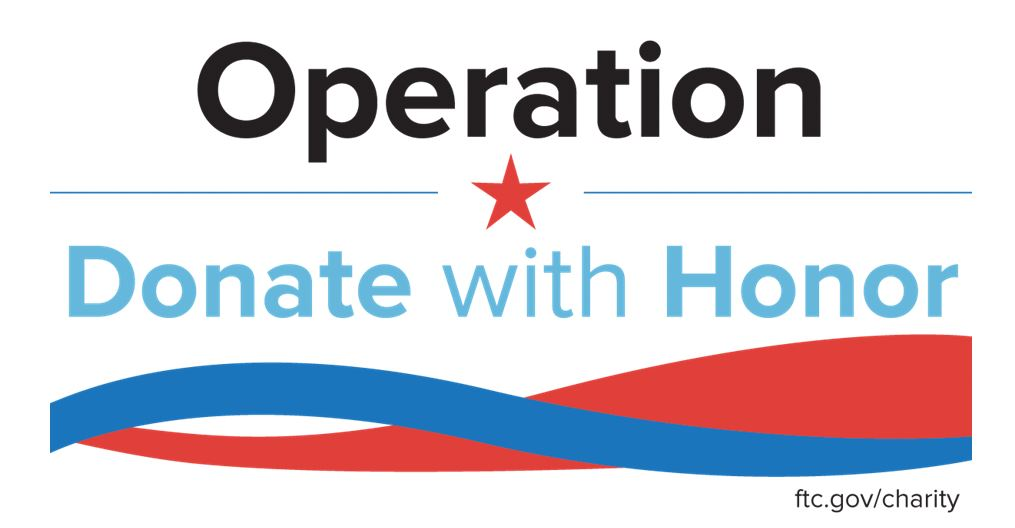 Nationwide Crack Down on Fake Veterans Charities--Operation Donate with Honor