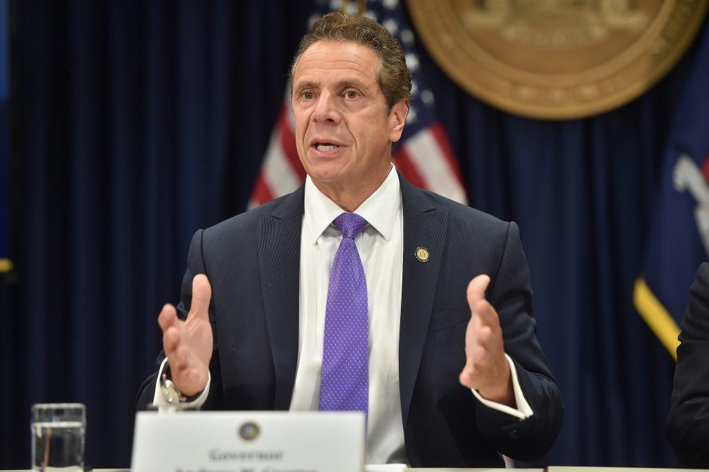 Andrew Cuomo New York Governor