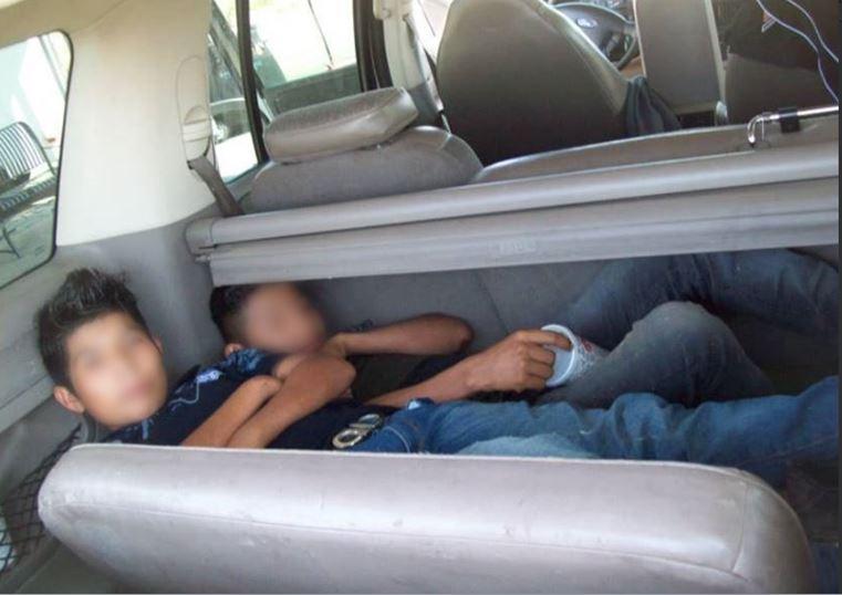 Arizona Border Patrol Agents Arrested U.S. Citizens for Human Smuggling